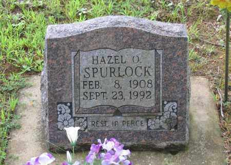SPURLOCK, HAZEL O. - Sharp County, Arkansas | HAZEL O. SPURLOCK - Arkansas Gravestone Photos