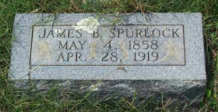 SPURLOCK, JAMES BUCHANAN - Sharp County, Arkansas | JAMES BUCHANAN SPURLOCK - Arkansas Gravestone Photos
