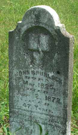 SPURLOCK, JOHN - Sharp County, Arkansas | JOHN SPURLOCK - Arkansas Gravestone Photos