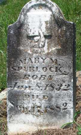 ESTES SPURLOCK, MARY MORRIS - Sharp County, Arkansas | MARY MORRIS ESTES SPURLOCK - Arkansas Gravestone Photos