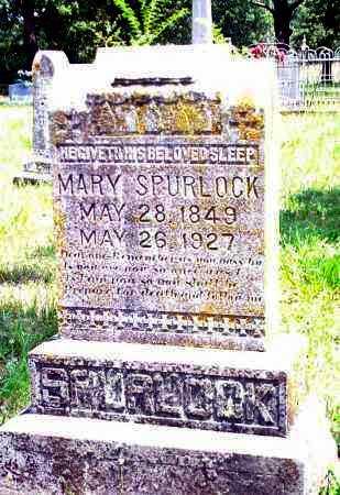 SOWARD, MARY M. - Sharp County, Arkansas   MARY M. SOWARD - Arkansas Gravestone Photos