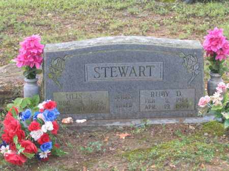 STEWART, RUBY D. - Sharp County, Arkansas | RUBY D. STEWART - Arkansas Gravestone Photos