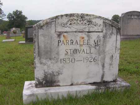 STOVALL, PARRALEE MARILDA - Sharp County, Arkansas   PARRALEE MARILDA STOVALL - Arkansas Gravestone Photos