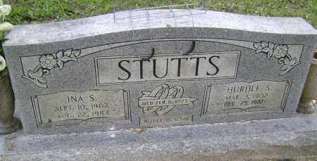 STUTTS, INA S - Sharp County, Arkansas | INA S STUTTS - Arkansas Gravestone Photos