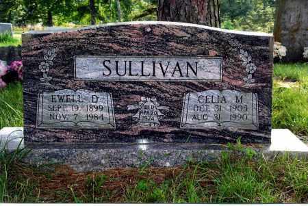 SULLIVAN, EWELL DOLPHUS - Sharp County, Arkansas | EWELL DOLPHUS SULLIVAN - Arkansas Gravestone Photos