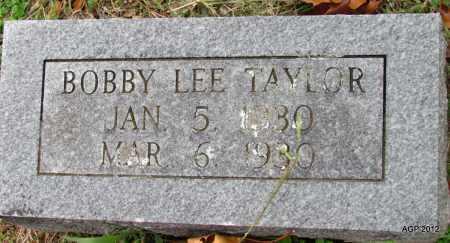 TAYLOR, BOBBY LEE - Sharp County, Arkansas | BOBBY LEE TAYLOR - Arkansas Gravestone Photos