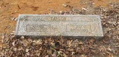 TAYLOR, NINNIE - Sharp County, Arkansas | NINNIE TAYLOR - Arkansas Gravestone Photos