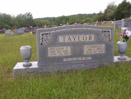 TAYLOR, CORDELIA - Sharp County, Arkansas | CORDELIA TAYLOR - Arkansas Gravestone Photos