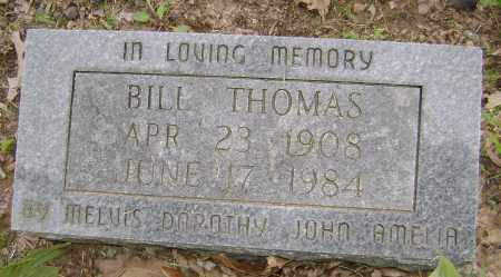 "THOMAS, GEORGE WILLIAM ""BILL"" - Sharp County, Arkansas 