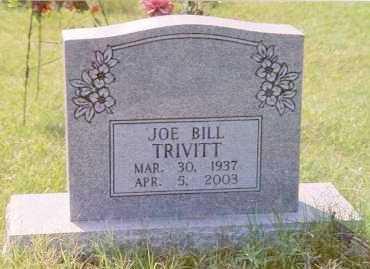 TRIVITT, JOE BILL - Sharp County, Arkansas   JOE BILL TRIVITT - Arkansas Gravestone Photos