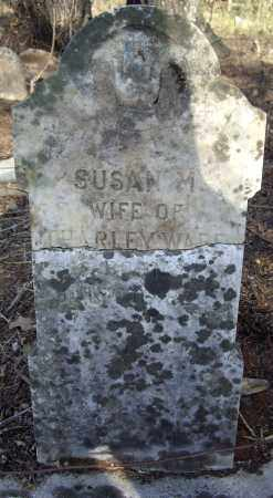 WARE, SUSAN M. - Sharp County, Arkansas   SUSAN M. WARE - Arkansas Gravestone Photos