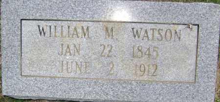 WATSON, WILLIAM MILES - Sharp County, Arkansas | WILLIAM MILES WATSON - Arkansas Gravestone Photos