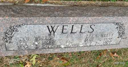 WELLS, DOLPHUS ROE - Sharp County, Arkansas | DOLPHUS ROE WELLS - Arkansas Gravestone Photos