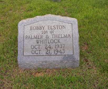 WHITLOCK, BOBBY ELSTON - Sharp County, Arkansas | BOBBY ELSTON WHITLOCK - Arkansas Gravestone Photos
