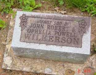 WILKERSON, INFANT SON - Sharp County, Arkansas | INFANT SON WILKERSON - Arkansas Gravestone Photos