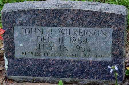 WILKERSON, JOHN ROBERT - Sharp County, Arkansas   JOHN ROBERT WILKERSON - Arkansas Gravestone Photos