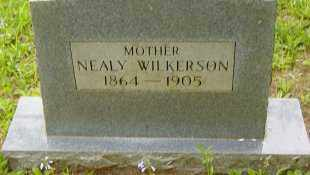 """WILKERSON, A. JANE """"NEALY"""" - Sharp County, Arkansas 
