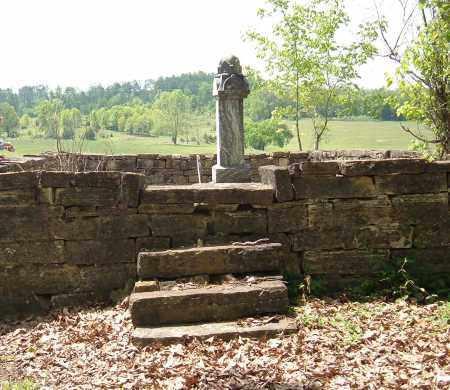 *ENTRANCE STEPS,  - Sharp County, Arkansas |  *ENTRANCE STEPS - Arkansas Gravestone Photos