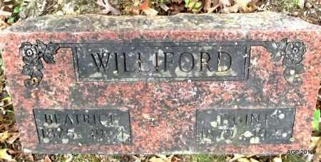 "WILLIFORD, QUENTIN CRAIG ""QUINT"" - Sharp County, Arkansas   QUENTIN CRAIG ""QUINT"" WILLIFORD - Arkansas Gravestone Photos"