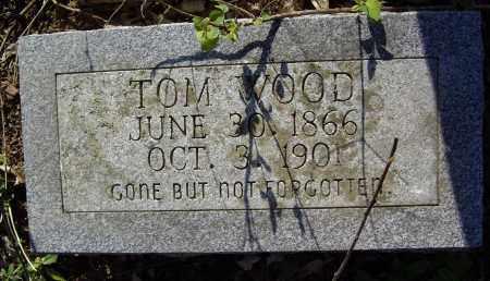 "WOOD, THOMAS ""TOM"" - Sharp County, Arkansas | THOMAS ""TOM"" WOOD - Arkansas Gravestone Photos"