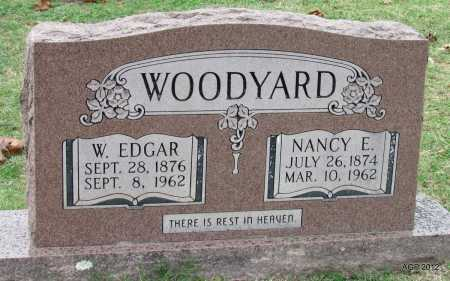 PHILLIPS WOODYARD, NANCY ELLEN - Sharp County, Arkansas | NANCY ELLEN PHILLIPS WOODYARD - Arkansas Gravestone Photos