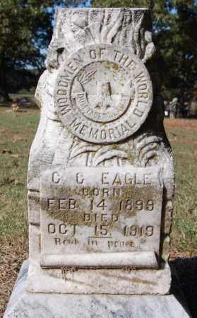 EAGLE, C. C. - St. Francis County, Arkansas   C. C. EAGLE - Arkansas Gravestone Photos