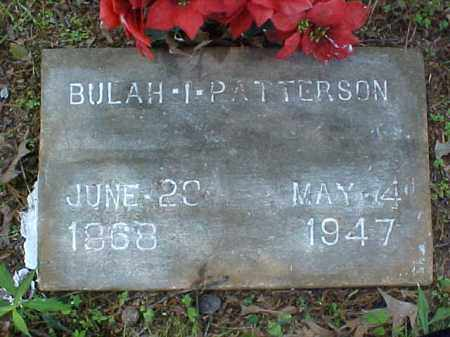 MULHOLLAND PATTERSON, BEULAH IRENE - St. Francis County, Arkansas | BEULAH IRENE MULHOLLAND PATTERSON - Arkansas Gravestone Photos