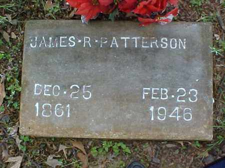 PATTERSON, JAMES ROBERT - St. Francis County, Arkansas | JAMES ROBERT PATTERSON - Arkansas Gravestone Photos
