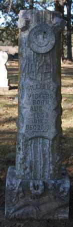 VICKERS, WILLIAM E - St. Francis County, Arkansas   WILLIAM E VICKERS - Arkansas Gravestone Photos