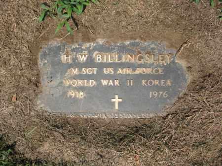 "BILLINGSLEY (VETERAN 2 WARS), HESTER WARREN ""TOGE"" - St. Francis County, Arkansas | HESTER WARREN ""TOGE"" BILLINGSLEY (VETERAN 2 WARS) - Arkansas Gravestone Photos"