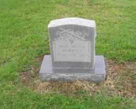 BOBITT, ORAN MILTON - St. Francis County, Arkansas | ORAN MILTON BOBITT - Arkansas Gravestone Photos