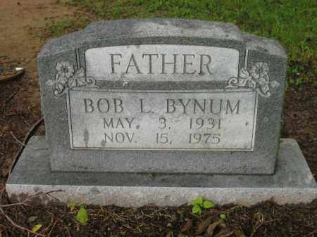 BYNUM, BOB L - St. Francis County, Arkansas   BOB L BYNUM - Arkansas Gravestone Photos
