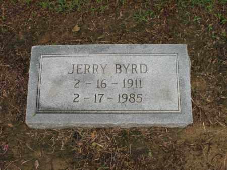 BYRD, JERRY - St. Francis County, Arkansas | JERRY BYRD - Arkansas Gravestone Photos