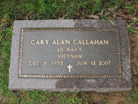 CALLAHAN (VETERAN VIET), GARY ALAN - St. Francis County, Arkansas   GARY ALAN CALLAHAN (VETERAN VIET) - Arkansas Gravestone Photos