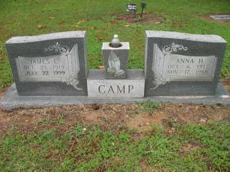 CAMP, JAMES E - St. Francis County, Arkansas | JAMES E CAMP - Arkansas Gravestone Photos