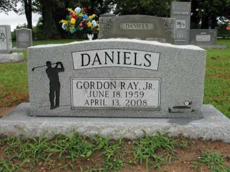 DANIELS, JR, GORDON RAY - St. Francis County, Arkansas | GORDON RAY DANIELS, JR - Arkansas Gravestone Photos