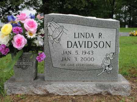 DAVIDSON, LINDA RUTH - St. Francis County, Arkansas | LINDA RUTH DAVIDSON - Arkansas Gravestone Photos