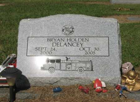 DELANCEY, BRYAN HOLDEN - St. Francis County, Arkansas | BRYAN HOLDEN DELANCEY - Arkansas Gravestone Photos