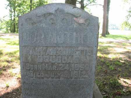 DOUGLAS, MARY ANTOINETTE - St. Francis County, Arkansas   MARY ANTOINETTE DOUGLAS - Arkansas Gravestone Photos