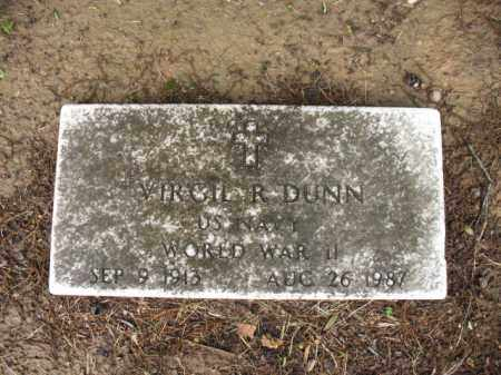 DUNN (VETERAN WWII), VIRGIL ROY - St. Francis County, Arkansas | VIRGIL ROY DUNN (VETERAN WWII) - Arkansas Gravestone Photos