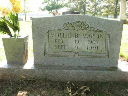 MARTIN EDWARDS, MOLLIE B - St. Francis County, Arkansas | MOLLIE B MARTIN EDWARDS - Arkansas Gravestone Photos