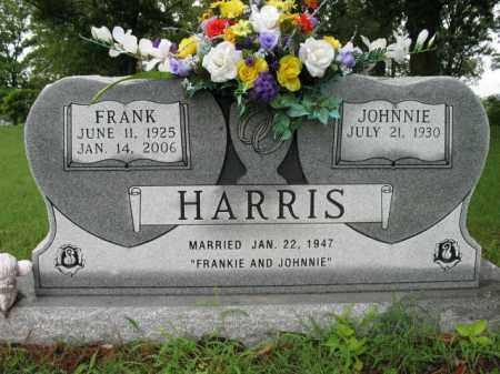 HARRIS, FRANK - St. Francis County, Arkansas | FRANK HARRIS - Arkansas Gravestone Photos