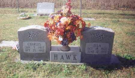 SHIPLEY HAWK, ELLA ELVINA - St. Francis County, Arkansas | ELLA ELVINA SHIPLEY HAWK - Arkansas Gravestone Photos