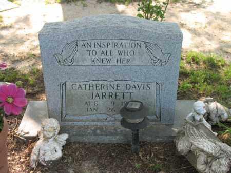 JARRETT, CATHERINE - St. Francis County, Arkansas | CATHERINE JARRETT - Arkansas Gravestone Photos