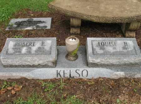 KELSO, ROBERT E - St. Francis County, Arkansas | ROBERT E KELSO - Arkansas Gravestone Photos
