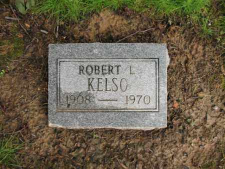 KELSO, ROBERT L - St. Francis County, Arkansas | ROBERT L KELSO - Arkansas Gravestone Photos