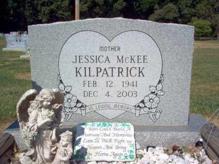 MCKEE KILPATRICK, JESSICA LUCILLE - St. Francis County, Arkansas   JESSICA LUCILLE MCKEE KILPATRICK - Arkansas Gravestone Photos