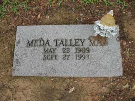 MAY, MEDA - St. Francis County, Arkansas   MEDA MAY - Arkansas Gravestone Photos