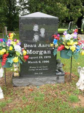 MORGAN, BEAU AARON - St. Francis County, Arkansas | BEAU AARON MORGAN - Arkansas Gravestone Photos