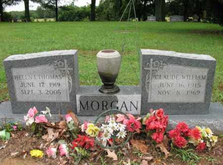 THOMAS MORGAN, HELEN IRENE - St. Francis County, Arkansas | HELEN IRENE THOMAS MORGAN - Arkansas Gravestone Photos